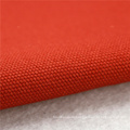 China Suppliers Canvas For Cloth Antistatic brick red 350GSM Canvas Fabric